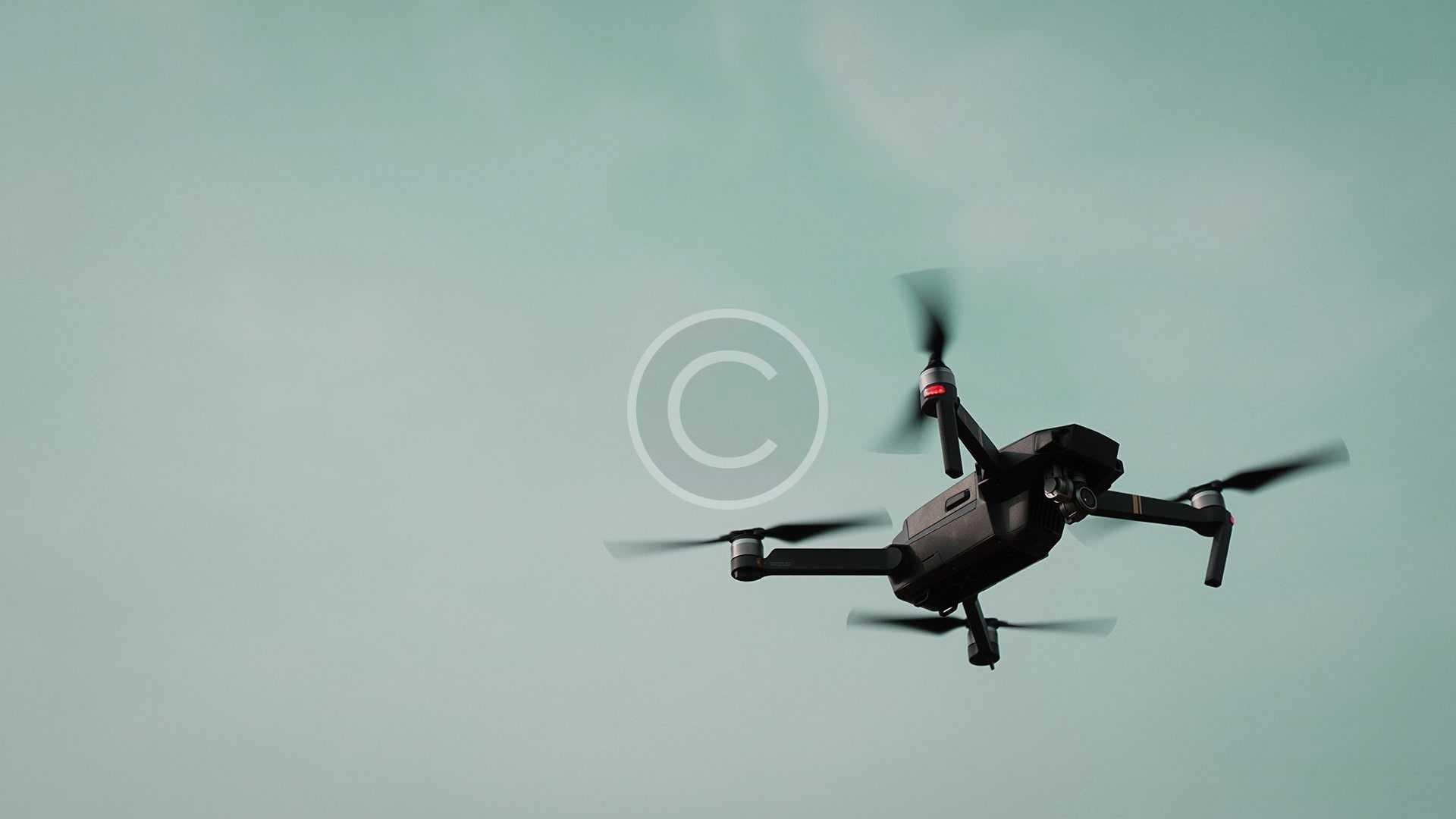 Drones farming project