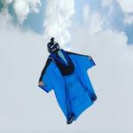 Ashlee flying the freak3 over skydive deland